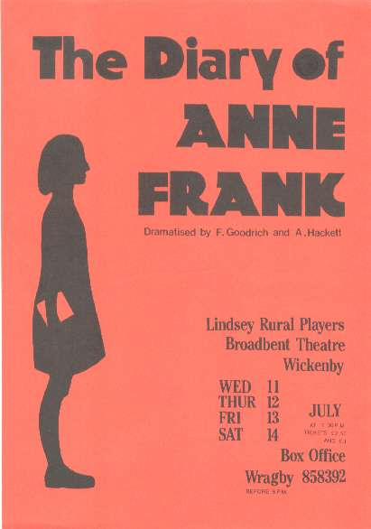 an analysis of the book diary of anne frank Anne frank - the author of the diary anne was born on june 12 , 1929 , in frankfurt, germany, and was four years old when her father moved to holland to find a better place for the family to live she is very intelligent and perceptive, and she wants to become a writer.